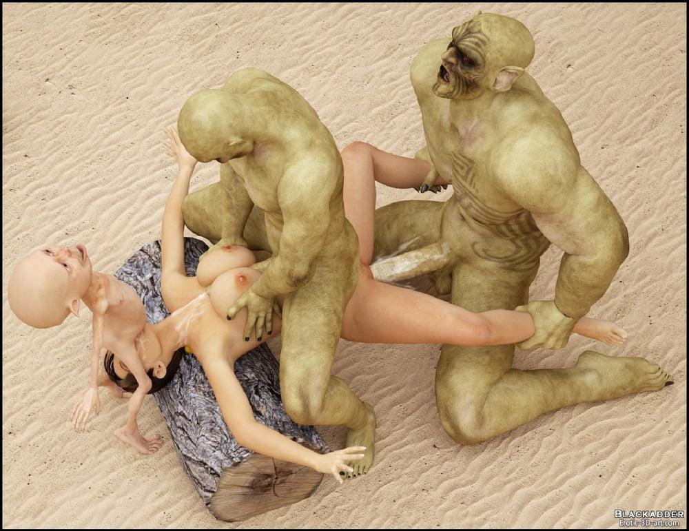 3d Comic Monstruos Animados
