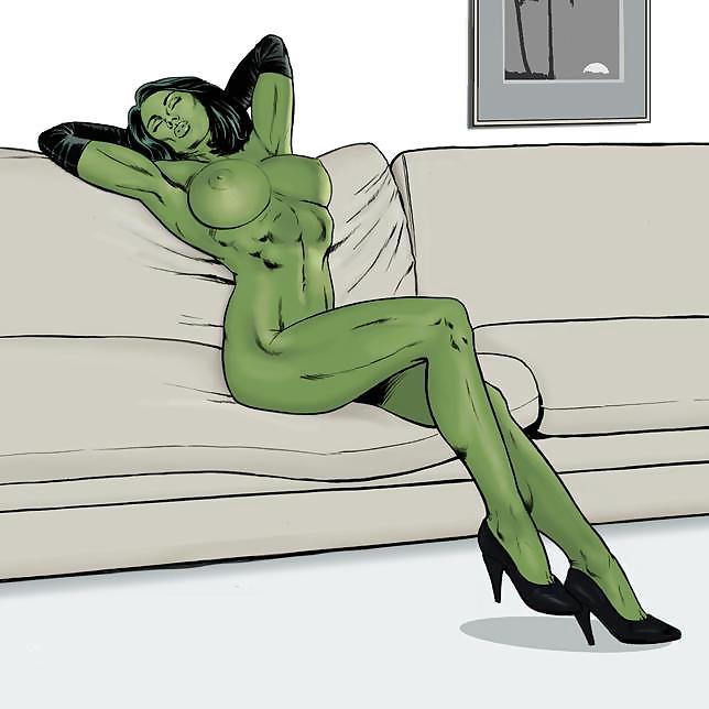 She Hulk comicxxx