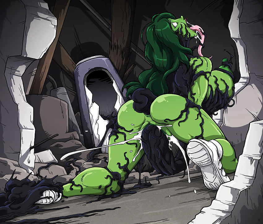 She Hulk porno