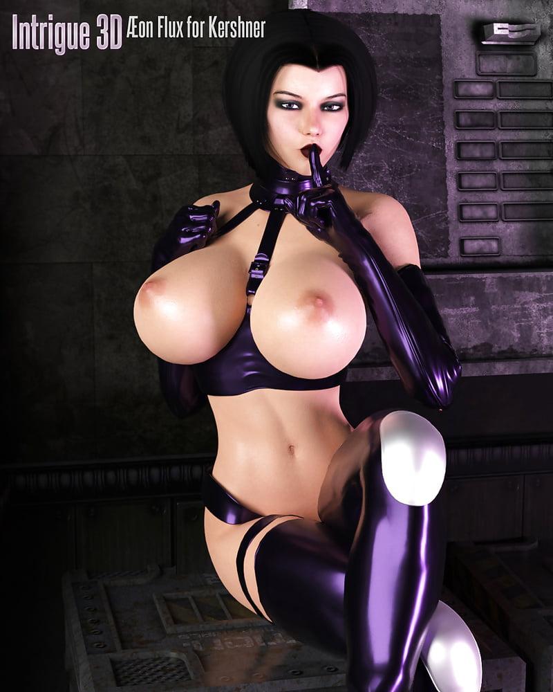 XXX 3D