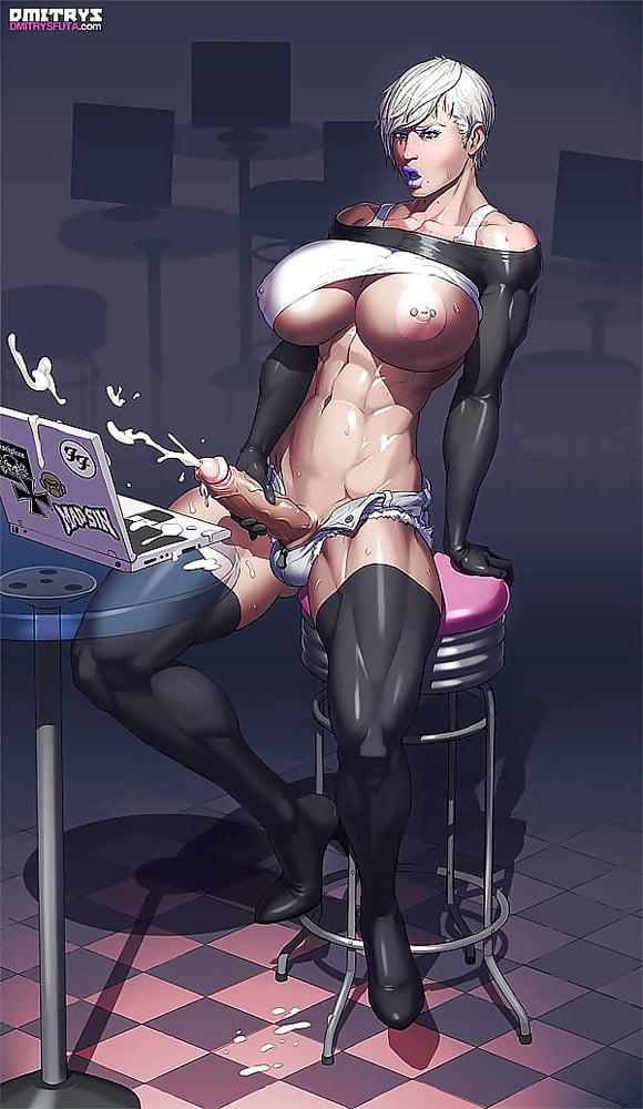 Hentai Dickgirls